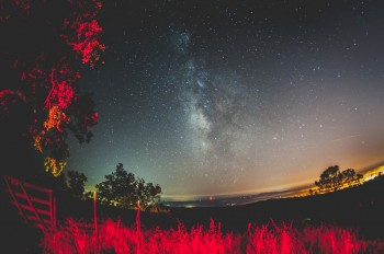 Milky Way - Mt. Hamilton