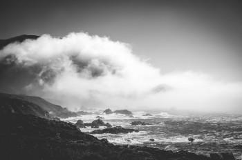 Fog - Big Sur