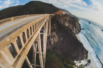 Bixsby Bridge - Monterey