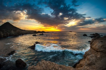 Sunset - Garrapata State Beach