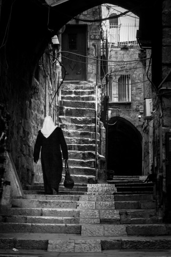 Muslim Quarter - Jerusalem